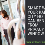 Privacy Window Film Benefits For Hotels In Kansas City