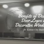 door logos kansas city decorative window film